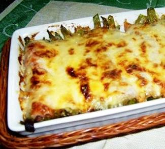 фасоль в духовке рецепт с фото