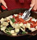 Салат зі смажених овочів