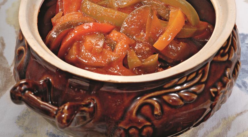 Рецепт Закуска из баклажанов
