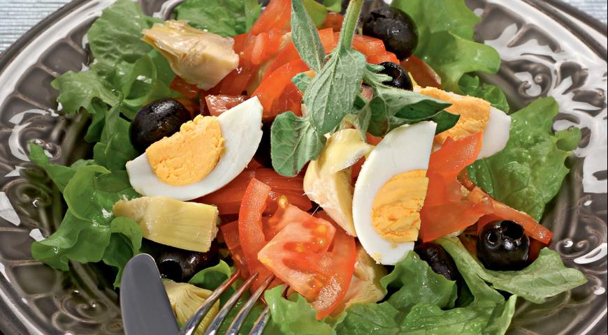 Рецепт Прованский салат