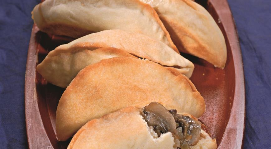 Рецепт Пирожки с грибами