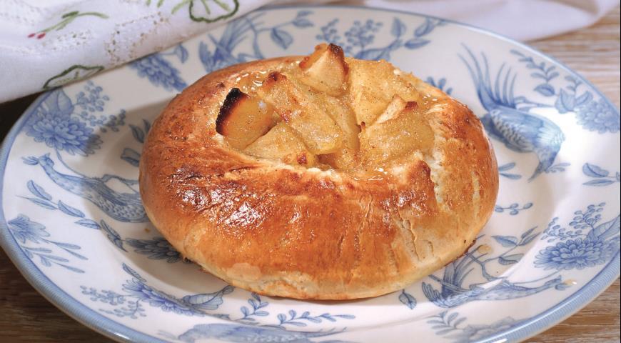Рецепт Яблочные ватрушки