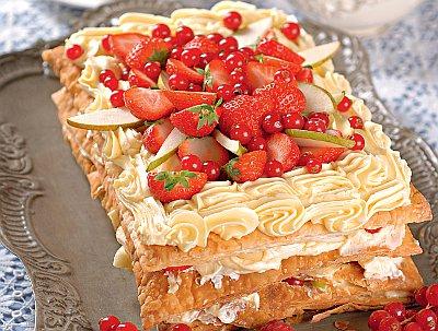 как сделать торт наполеон в домашних условиях рецепт с фото