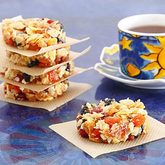 Рецепт Фруктовое печенье в мультиварке