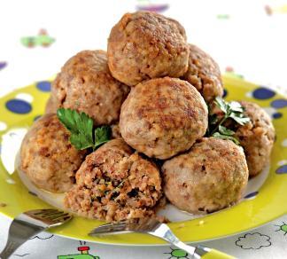 Рецепт Тефтели из баранины с пшенкой