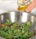 Овочевий салат з консервованим тунцем