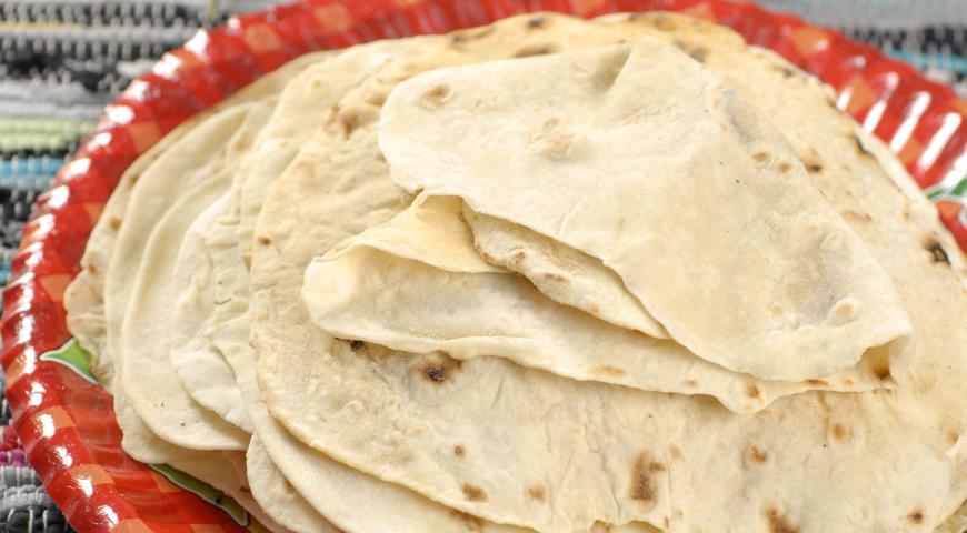 Пошаговый рецепт фото тортильи