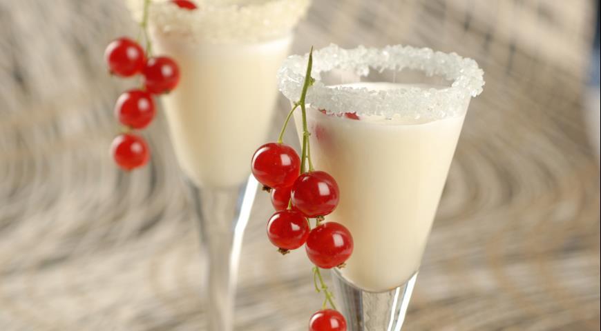 Рецепт Авиньонский молочный ликер