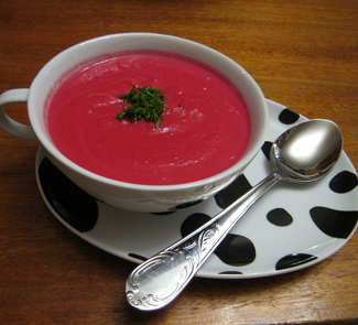 Свекольный суп рецепт приготовления