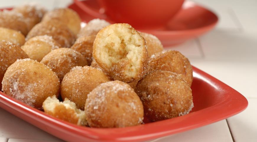 Рецепт Бразильские шарики к кофе