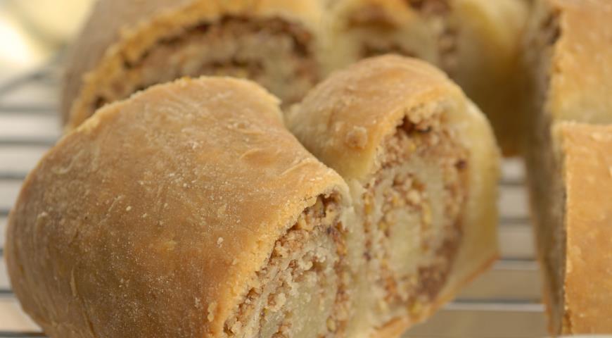 Рецепт Армянская сладость Барурик