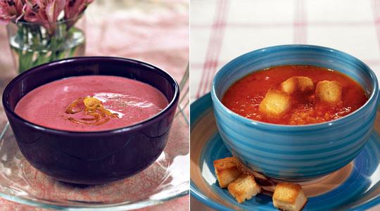как приготовить овощной суп пюре из картофеля,свеклы,моркови