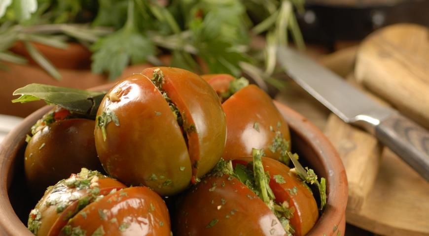 армянские помидоры рецепт на зиму