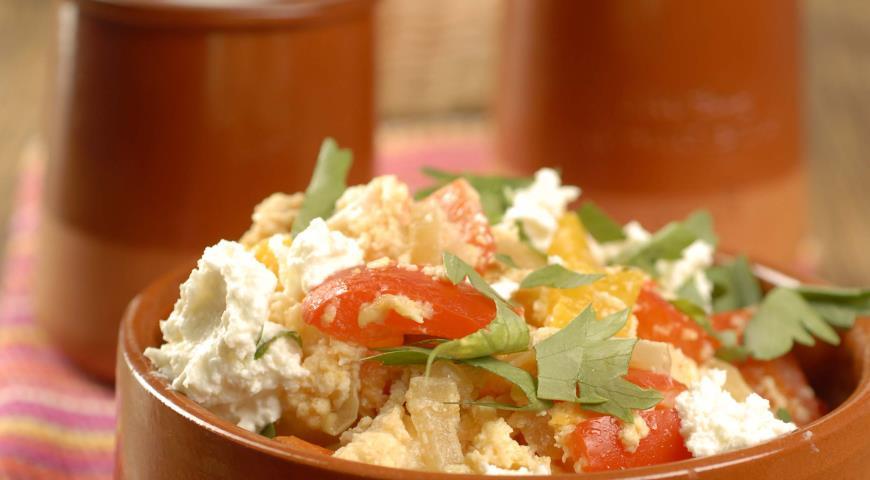 Рецепт Мишмаш, болгарская закуска