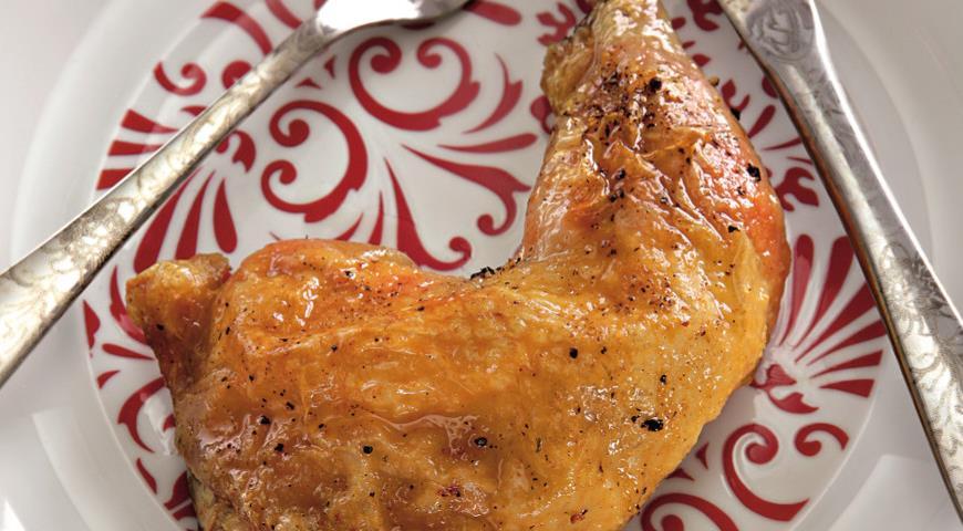 Рецепт Пьяный цыпленок