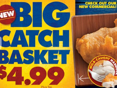 Long John Silver's: Big Catch