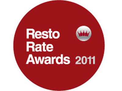 """Resto Rate Awards 2011"""