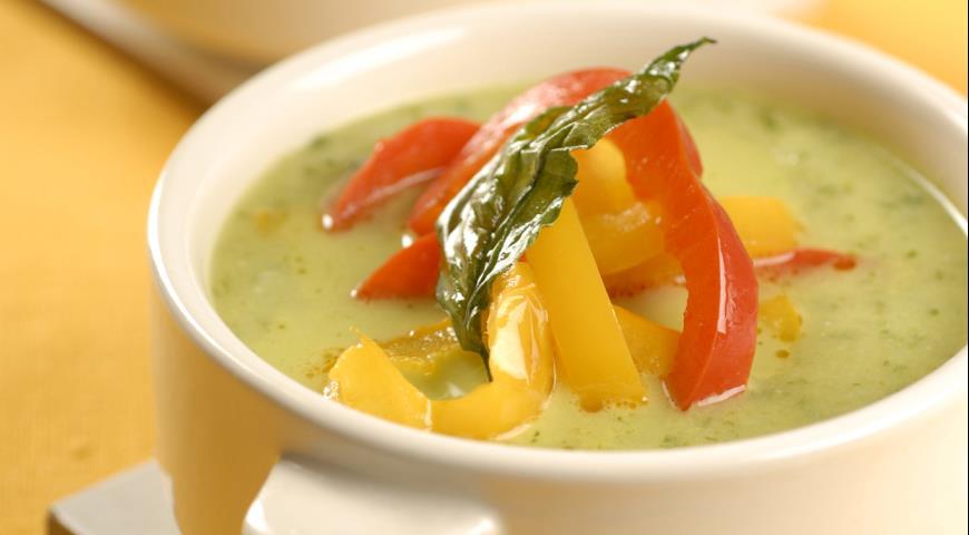 Суп из сладкого перца