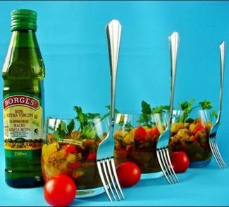 """Рецепт Соте из телятины и овощей """"Попурри"""""""