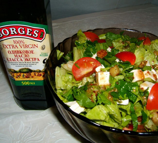 салат кавказский рецепт с баклажанами и