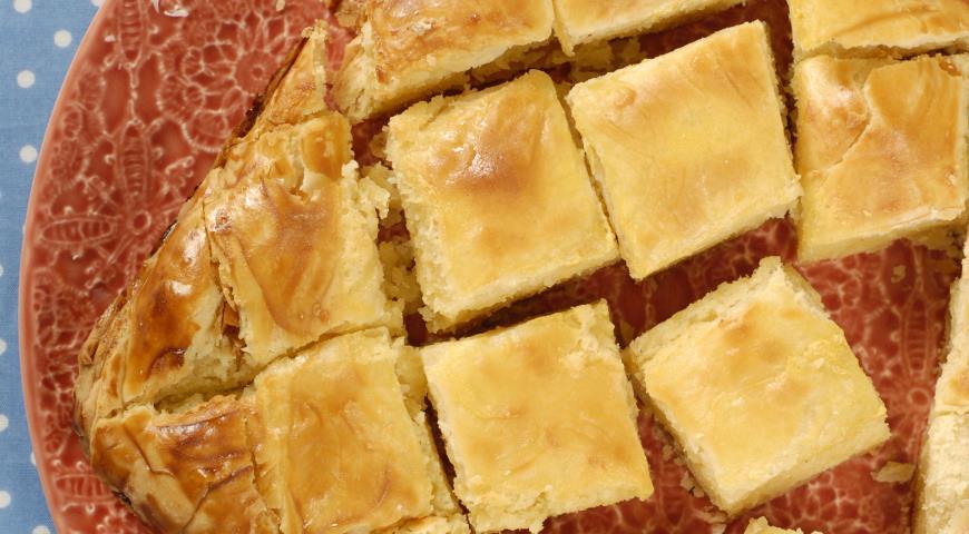 Рецепт Армянская сладость Гата