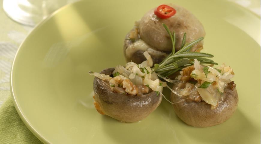 Рецепт Тарталетки из грибов