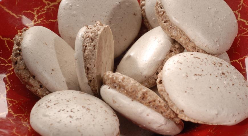Рецепт Ореховые меренги