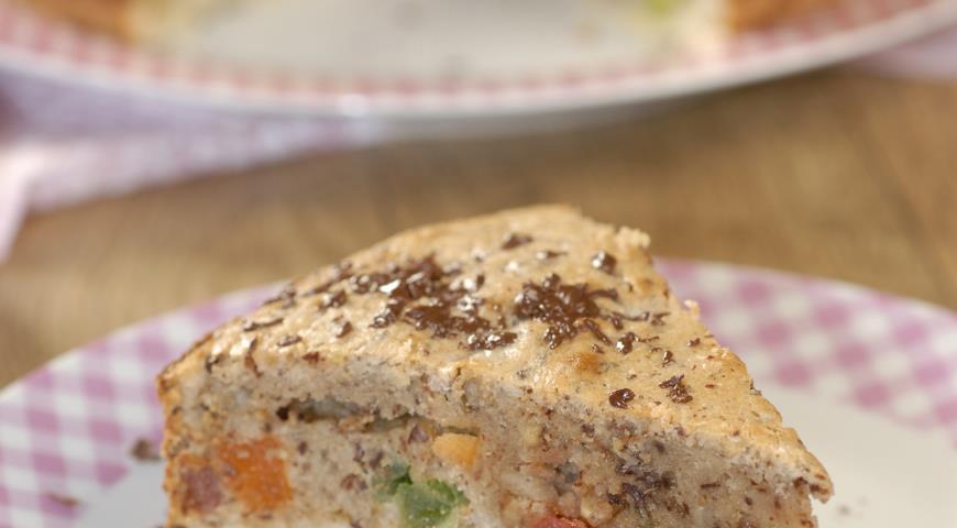 Рецепт Итальянский ореховый пирог
