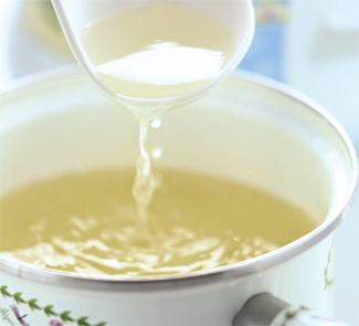 Рецепт Овощной бульон