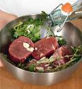 Картофельно-мясные Подсолнухи. Шаг 1