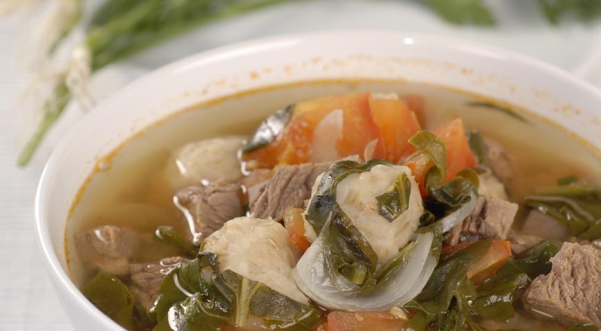 Рецепт Флол, армянский суп