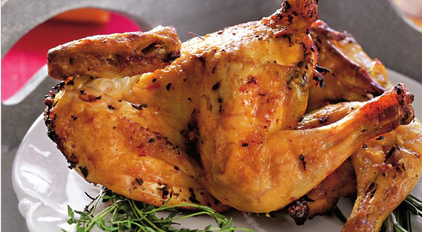 Рецепт Цыплята на гриле