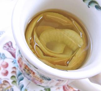 Рецепт Ароматный и полезный яблочный напиток