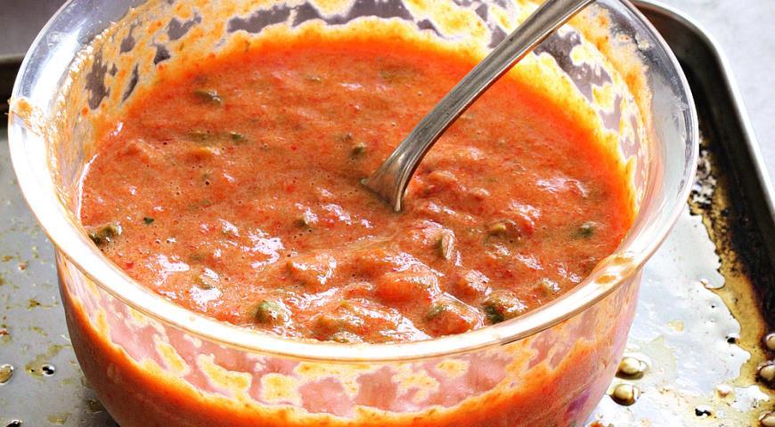 Рецепт Соус из красного перца