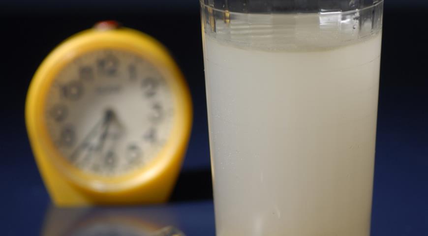 Рецепт Напиток от похмелья