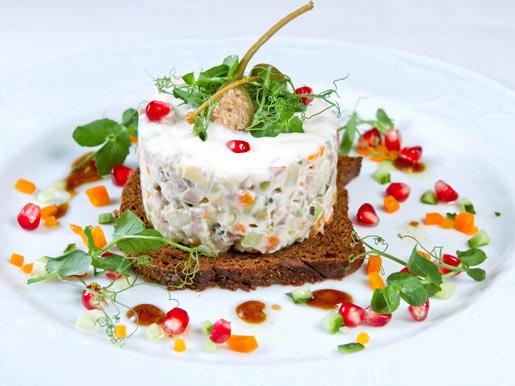 Салат оливье пошаговый рецепт 164