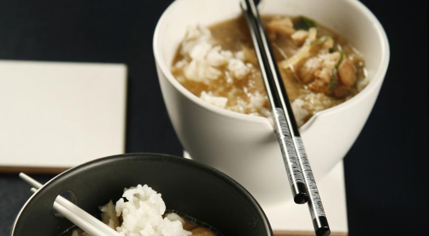 Рецепт Донбури, блюдо японской кухни