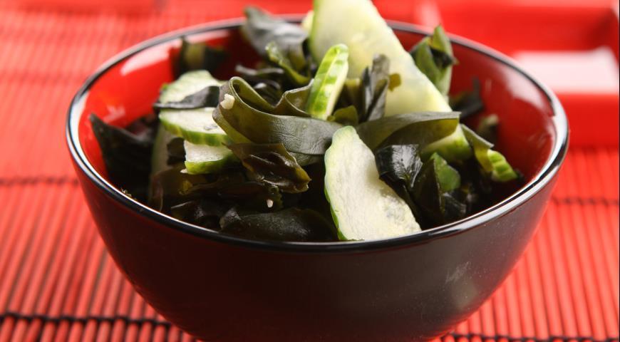 Рецепт Суномоно, японский огуречный салат