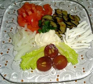 Рецепт Пикантный салатик