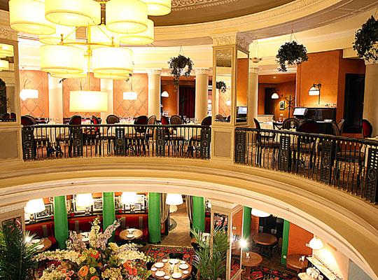 Новые рестораны Москвы – ресторан Чайковский