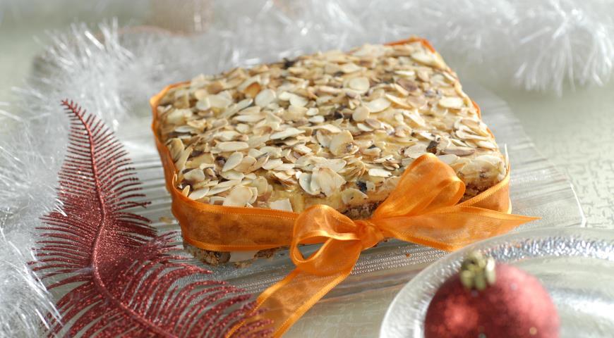 Рецепт Ореховый торт