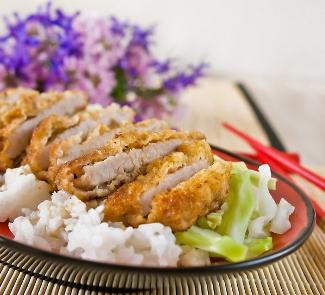 Рецепт Второе блюдо Кацудон