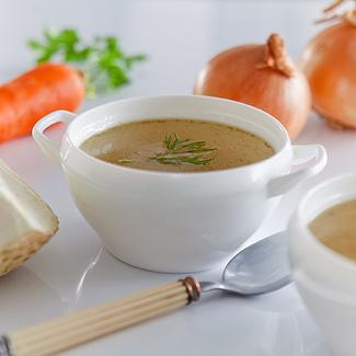 Рецепт Мясной диетический бульон в мультиварке