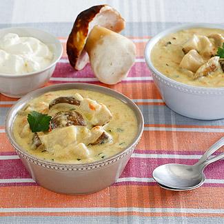 суп из фрикаделек в мультиварке пошаговый рецепт