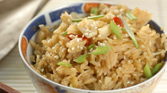 Рецепты с рисом Басмати