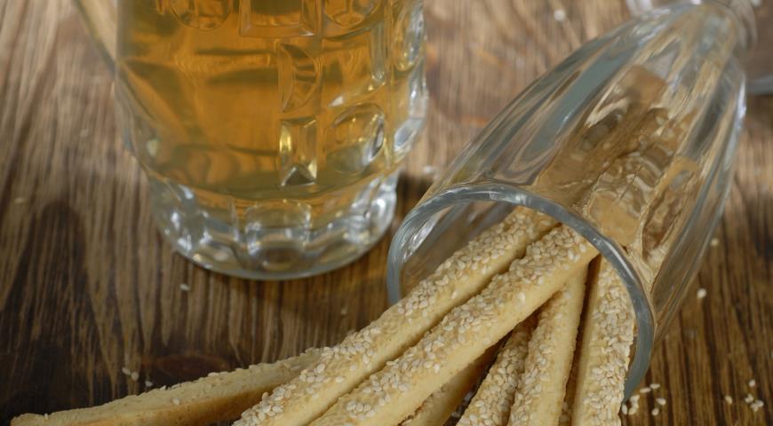 Рецепт Палочки к пиву