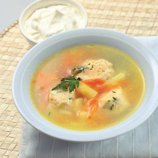 Рецепт Итальянский суп