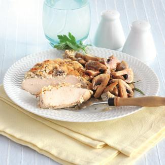 Рецепт Куриные грудки с тархуном