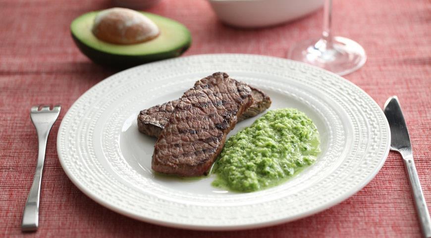 Соус из авокадо – кулинарный рецепт   480x870