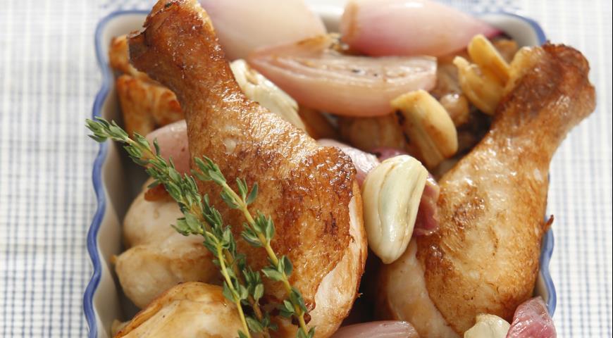 Рецепт Курица в кисло-сладком маринаде